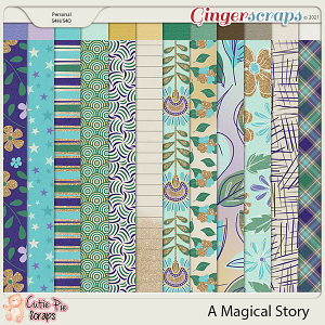 A Magical Story Papers