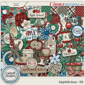 Applelicious - Kit