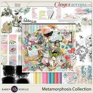 Metamorphosis Collection by Karen Schulz