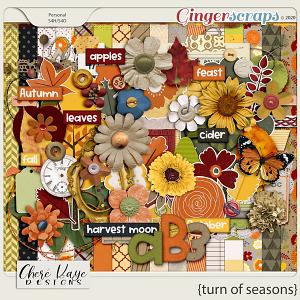 Turn Of Seasons by Chere Kaye Designs