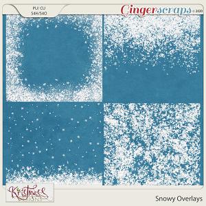 CU Snowy Overlays