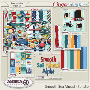 Smooth Sea Ahead - Bundle by Aprilisa Designs
