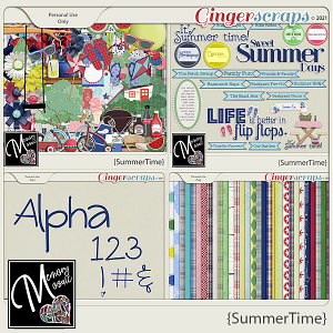 Summer Time by Memory Mosaic
