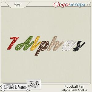 Football Fan - Alpha Pack AddOn