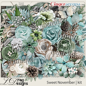 Sweet November by LDragDesigns