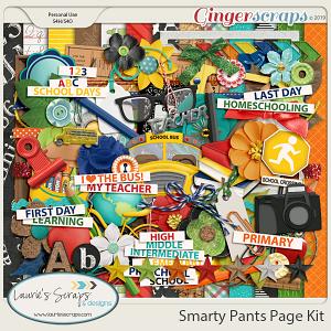 Smarty Pants PageKit