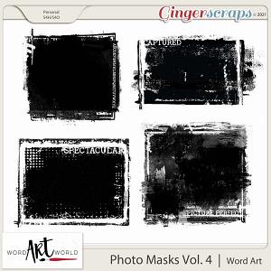 Photo Masks Vol. 4