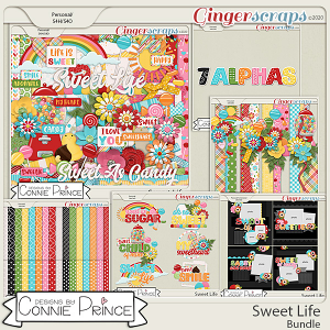 Sweet Life - Bundle by Connie Prince