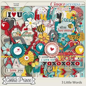 3 Little Words - Kit