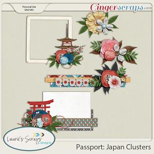 Passport: Japan Clusters