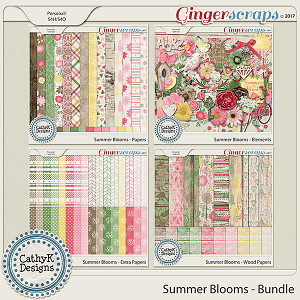 Summer Blooms - Bundle
