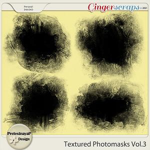 Textured Photomasks Set3