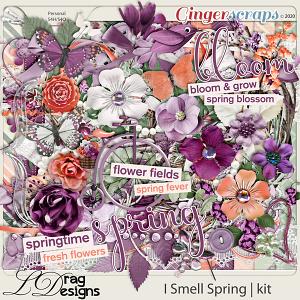 I Smell Spring by LDragDesigns
