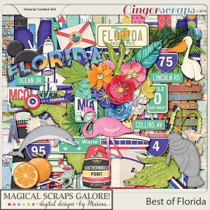 Best of Florida (page kit)