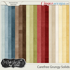 Carefree Grungy Solids
