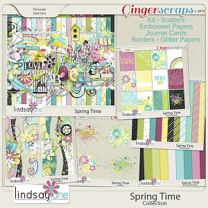 Spring Time Collection by Lindsay Jane
