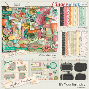 It's Your Birthday Collection