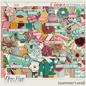 Summer's End by Chere Kaye Designs