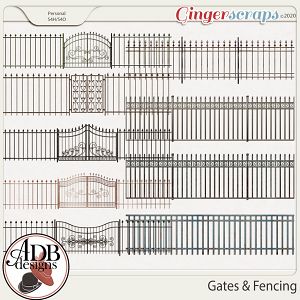 Heritage Resource - Gates and Fencing by ADB Designs