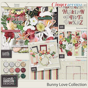 Bunny Love Collection by Aimee Harrison
