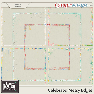 Celebrate Messy Edges by Aimee Harrison