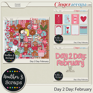 Day 2 Day: February {Bundle}