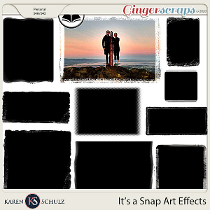 Its a Snap Art Effects by Karen Schulz and ADB Designs