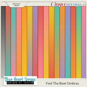 Feel The Beat Ombre Papers