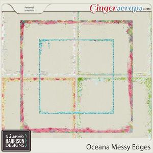 Oceana Messy Edges by Aimee Harrison