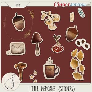 Little Memories Stickers