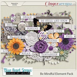 Be Mindful Element Pack