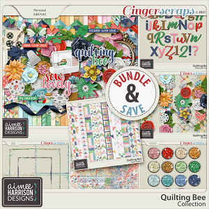 Quilting Bee Collection by Aimee Harrison