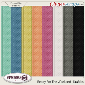 Ready For The Weekend - Krafties