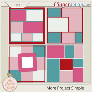 The Cherry On Top:  More Project Simple