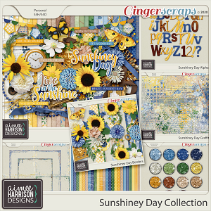 Sunshiney Day Collection by Aimee Harrison