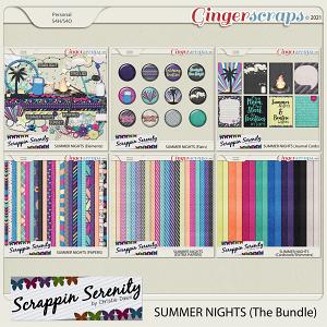 Summer Nights {The Bundle}