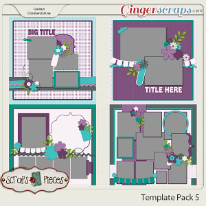 Template Pack 5