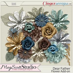 Dear Father Flowers Add-on