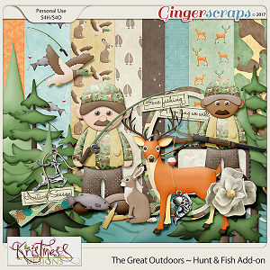 The Great Outdoors Hunt & Fish Add-on