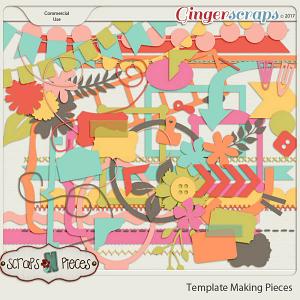 Template Makers CU - Scraps N Pieces