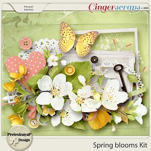 Spring blooms Kit