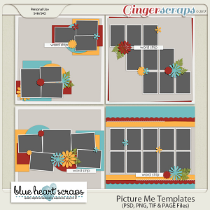 Picture Me Templates