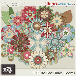 360°Life Dec: Finale Blooms by Aimee Harrison
