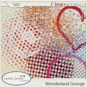 Wonderland Grunge