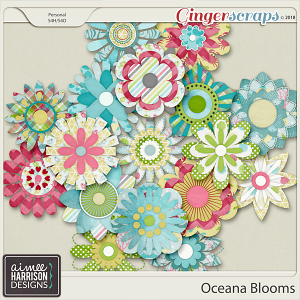 Oceana Blooms by Aimee Harrison