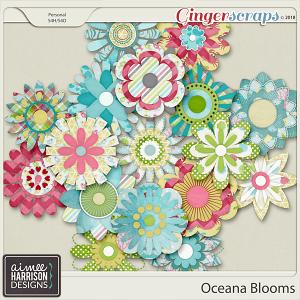 Oceana Blooms by Aimee Harrison