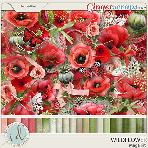 Wildflower Mega Kit by Ilonka's Designs