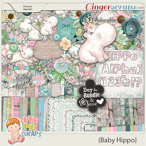 Baby Hippo Bundle