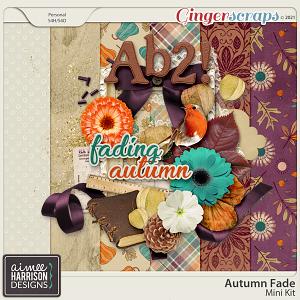 Autumn Fade Mini Kit by Aimee Harrison