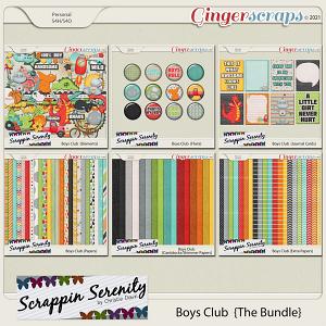 Boys Club {The Bundle}